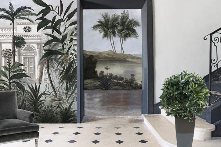 Habiller Un Mur De Facon Originale Blog Patricia Andreozzi Tales